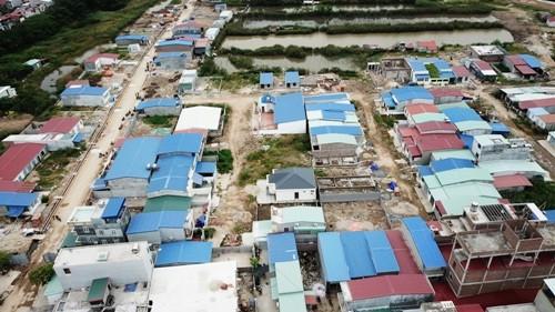 Hải Phòng cho biết các công trình xây dựng trái phép sẽ được cưỡng chế, giải tỏa sau ngày 13/5.