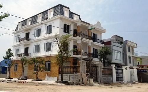 Hải Phòng sắp cưỡng chế nhà xây trái phép trên khu đất hơn 14 ha - ảnh 1