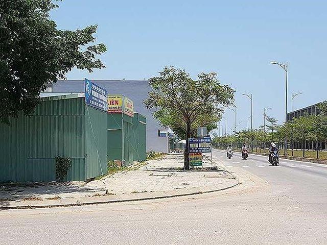 Tại Đà Nẵng, đã có nhiều sàn giao dịch BĐS đóng cửa, giá đất hạ nhiệt sau cuộc tháo lui của cò.