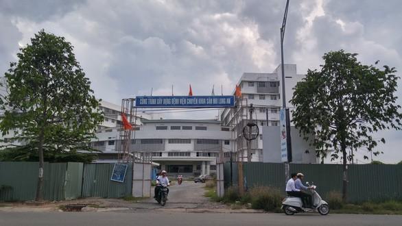 Công trình Bệnh viện Sản nhi tỉnh Long An, 10 năm, đội vốn gấp 3 lần, giờ vẫn chưa có kinh phí đầu tư trang thiết bị
