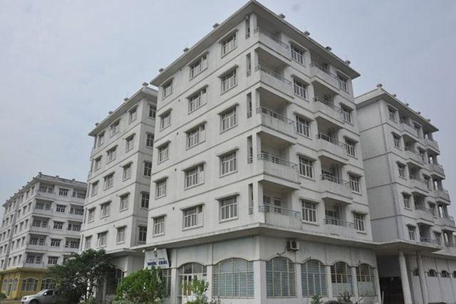 Ba tòa nhà tái định cư ở quận Long Biên, Hà Nội bị đề xuất phá bỏ đang xuống cấp nghiêm trọng