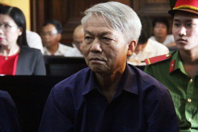 Bị cáo Phạm Văn Cử.