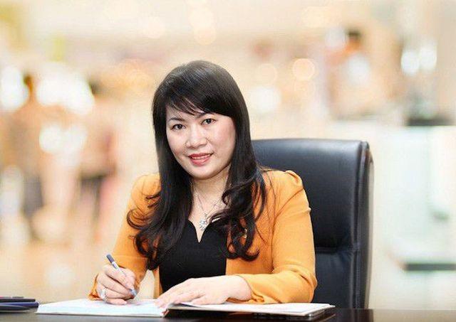 """Toà huỷ bỏ """"lệnh cấm"""", bà Lương Thị Cẩm Tú trở lại ghế Chủ tịch HĐQT Eximbank"""