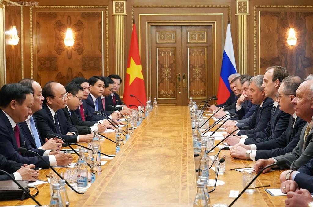 Đề nghị Duma quốc gia Nga tạo thuận lợi cộng đồng người Việt - ảnh 1