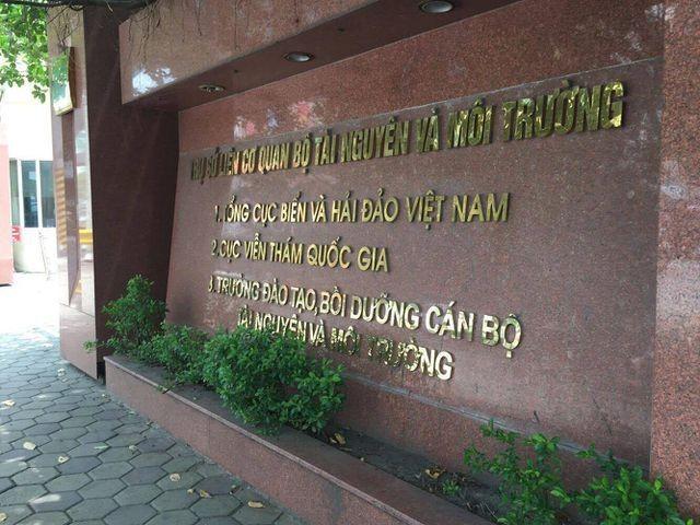 Trụ sở Tổng cục Biển và Hải đảo Việt Nam, 83 Nguyễn Chí Thanh, Hà Nội