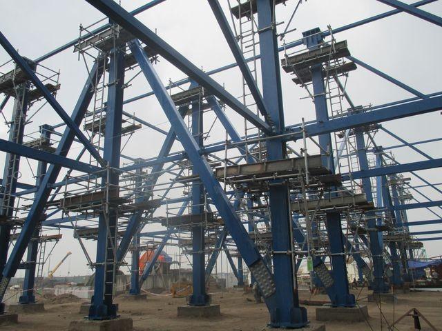 Nhiệt điện Thái Bình 2 vẫn đang là dự án cung cấp nguồn việc lớn của PXT