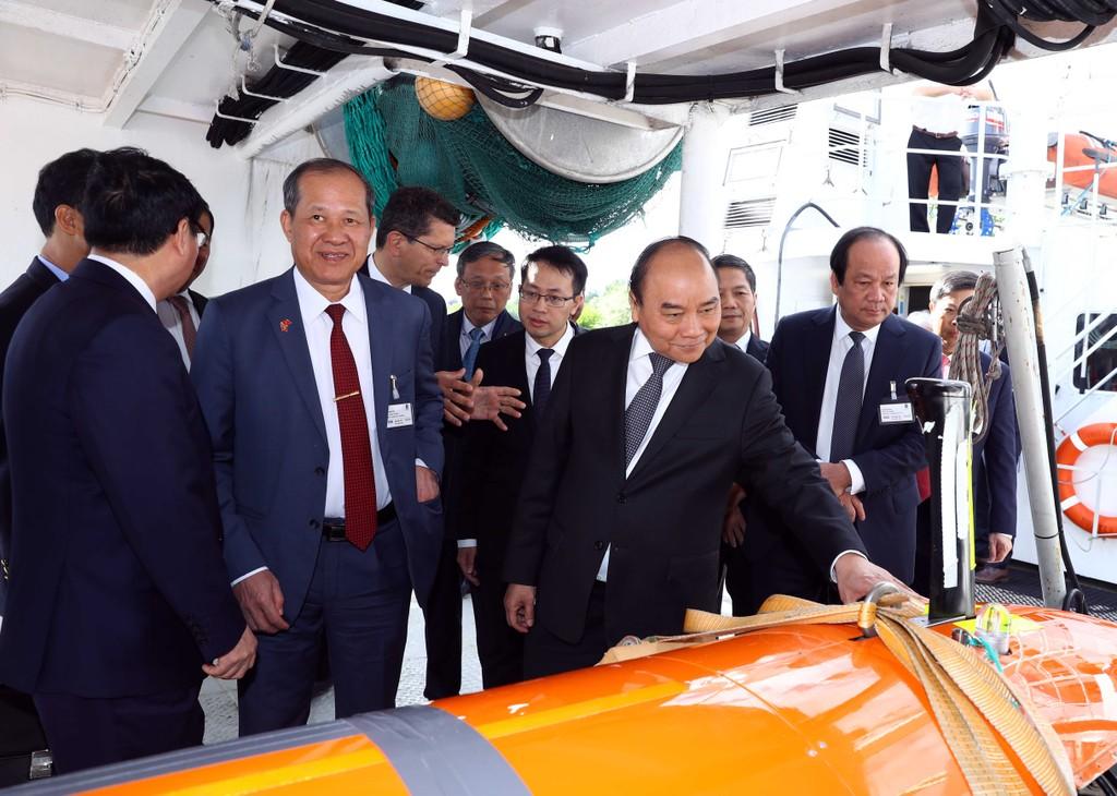 Thủ tướng thăm một số cơ sở kinh tế hàng đầu của Na Uy - ảnh 3