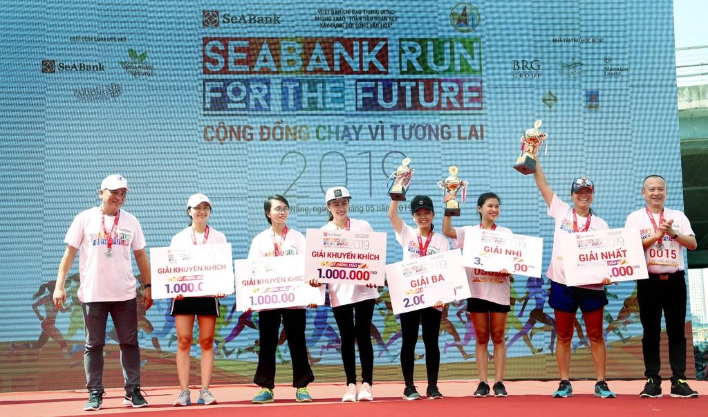 """Khởi động chuỗi giải chạy """"Cộng đồng chạy vì tương lai - SeABank Run For The Future 2019"""" - ảnh 4"""