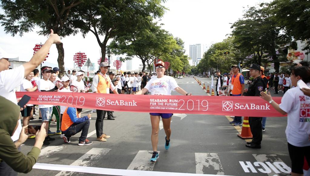 """Khởi động chuỗi giải chạy """"Cộng đồng chạy vì tương lai - SeABank Run For The Future 2019"""" - ảnh 5"""