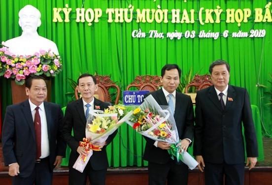 Phó Bí thư Thành ủy Lê Quang Mạnh giữ chức danh Chủ tịch UBND thành phố Cần Thơ - ảnh 1