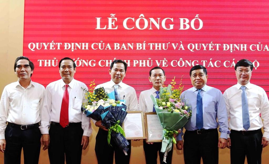 Phó Bí thư Thành ủy Lê Quang Mạnh giữ chức danh Chủ tịch UBND thành phố Cần Thơ - ảnh 3