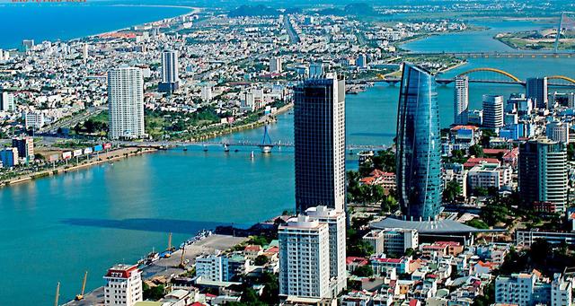 Đấu giá các lô đất để triển khai siêu dự án 2 tỷ USD Đà Nẵng Gateway - ảnh 1