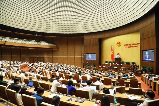 Quốc hội tiếp tục chất vấn Bộ trưởng Bộ Xây dựng Phạm Hồng Hà - ảnh 4