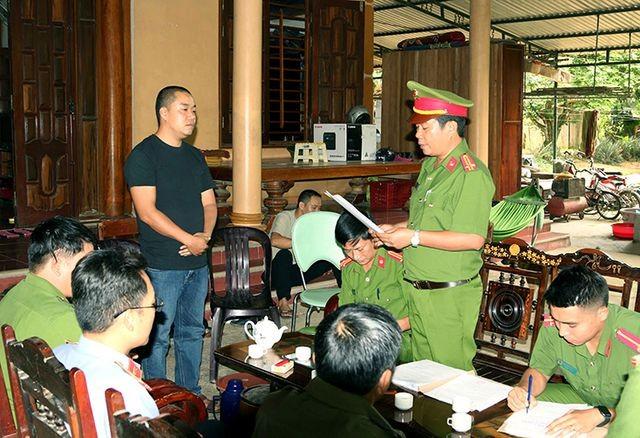 Quảng Bình: Bắt giam giám đốc doanh nghiệp chiếm đoạt tiền dự án