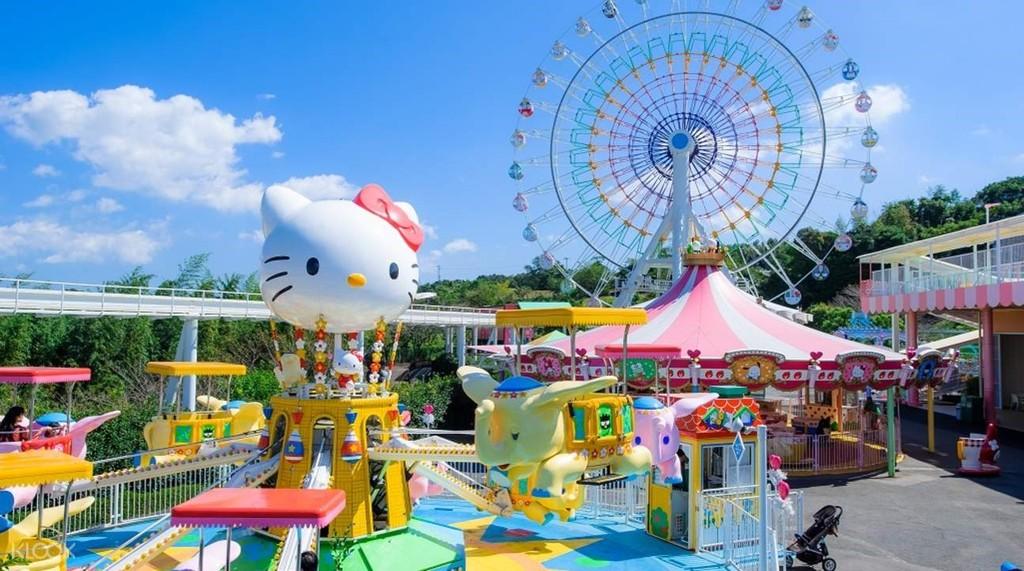 Top các công viên Hello Kitty nổi tiếng châu Á - ảnh 2
