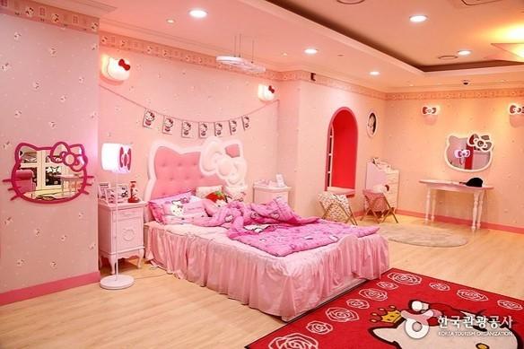 Top các công viên Hello Kitty nổi tiếng châu Á - ảnh 4
