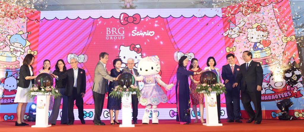 Top các công viên Hello Kitty nổi tiếng châu Á - ảnh 5