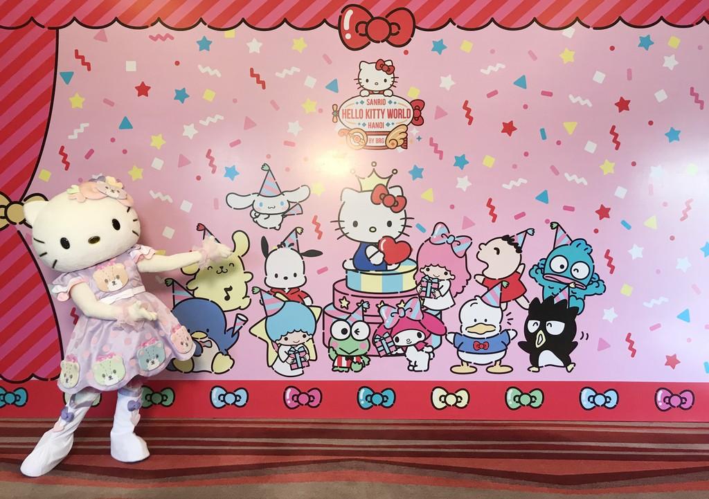 Top các công viên Hello Kitty nổi tiếng châu Á - ảnh 6