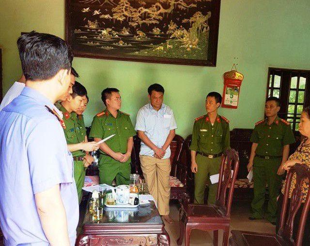 Hà Nam: Nguyên Trưởng phòng Tài nguyên và môi trường huyện lĩnh 5 năm tù - ảnh 1