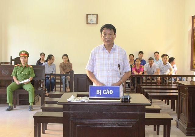 Hà Nam: Nguyên Trưởng phòng Tài nguyên và môi trường huyện lĩnh 5 năm tù - ảnh 2