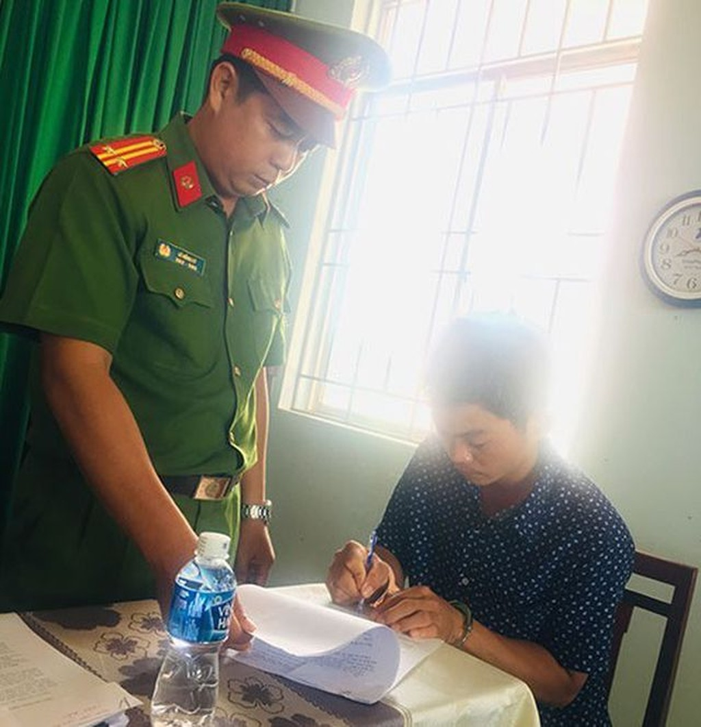 Bình Thuận: Bắt nguyên Trạm trưởng Trạm Bảo vệ rừng Đại Ninh - ảnh 1