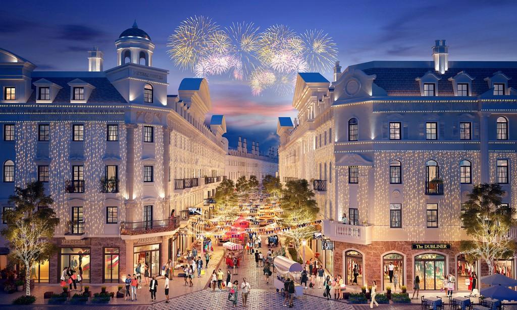 Shophouse Europe: Tổ hợp dịch vụ du lịch dẫn đầu xu hướng tại Hạ Long