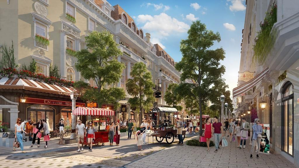 Shophouse Europe: Tổ hợp dịch vụ du lịch dẫn đầu xu hướng tại Hạ Long - ảnh 1