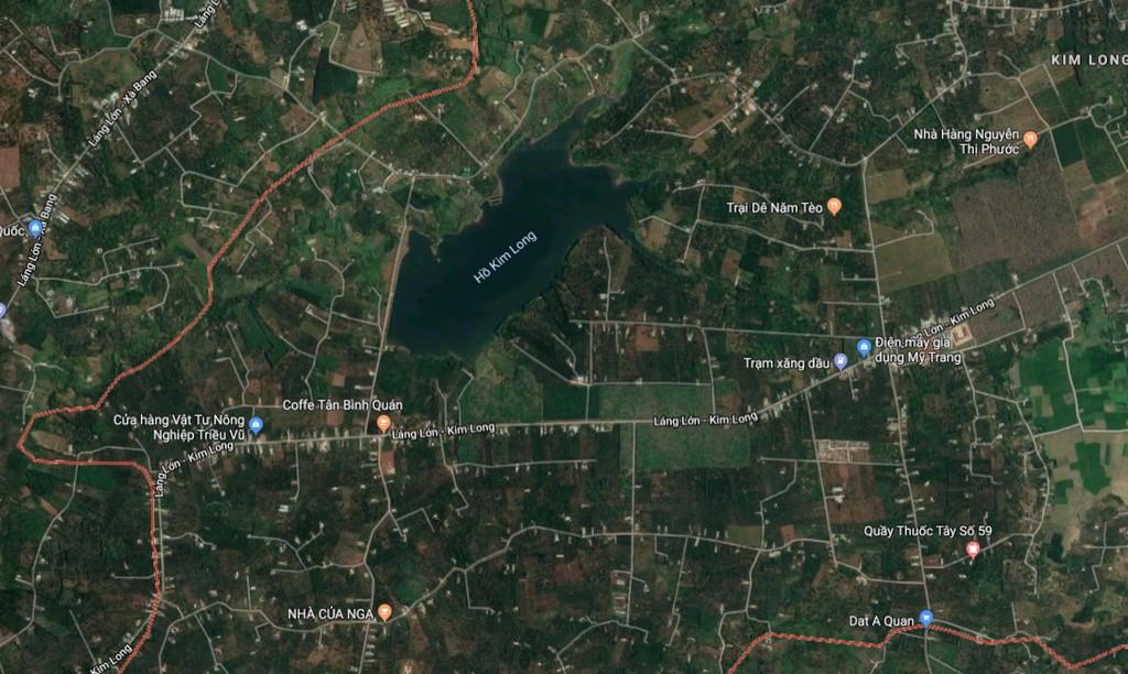 Dự án Hồ chứa nước Kim Long (Bà Rịa - Vũng Tàu): Sửa HSMT sau khi Báo Đấu thầu phản ánh - ảnh 1