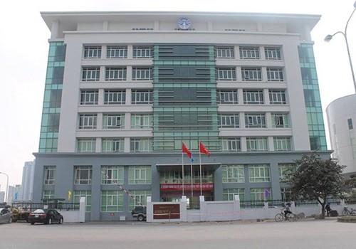 Trụ sở Cục đường thủy nội địa Việt Nam.