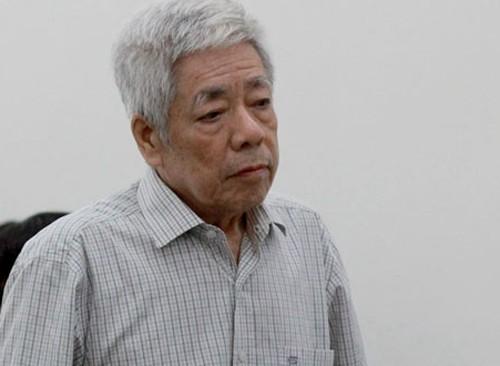 Cựu chủ tịch Vinashin bị phạt 13 năm tù - ảnh 1