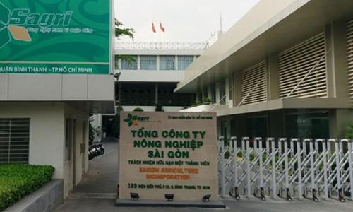 Ông Lê Tấn Hùng bị đình chỉ chức Tổng giám đốc Sagri - ảnh 2