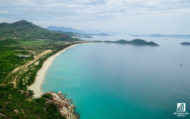 Ninh Thuận, Bình Thuận, Bà Rịa - Vũng Tàu...đang thu hút hàng loạt dự án BĐS du lịch tầm cỡ