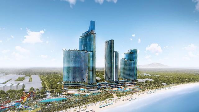 Ninh Thuận, Bình Thuận, Bà Rịa - Vũng Tàu...đang thu hút hàng loạt dự án BĐS du lịch tầm cỡ - ảnh 2