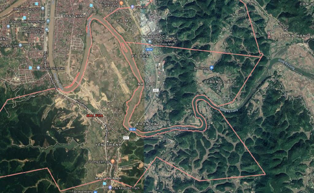Dự án Khu đô thị mới Mai Pha (Lạng Sơn): Sự cạnh tranh của 3 nhà đầu tư - ảnh 1