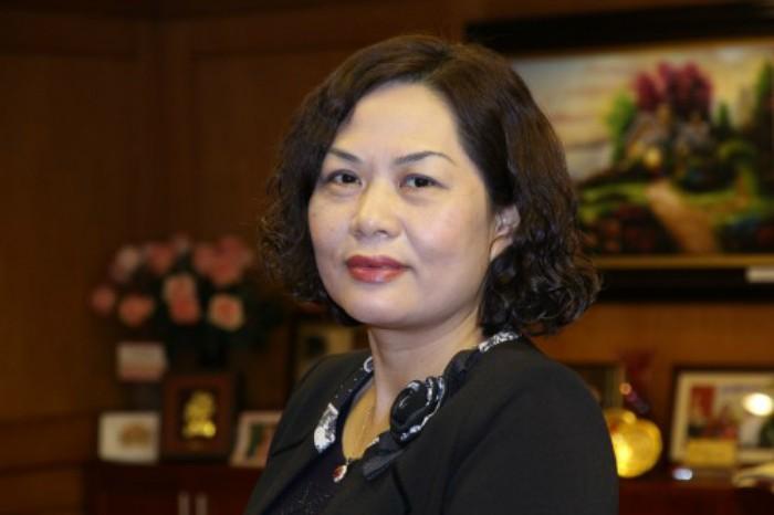 Phó Thống đốc NHNN Nguyễn Thị Hồng. Ảnh Thời báo Ngân hàng