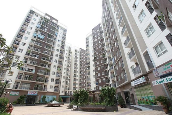 Nguồn cung sơ cấp căn hộ TP.HCM tăng 101% so với năm 2014