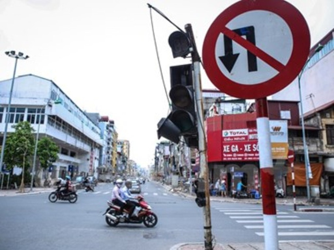 Ảnh minh họa. (Ảnh: Minh Sơn/Vietnam+)