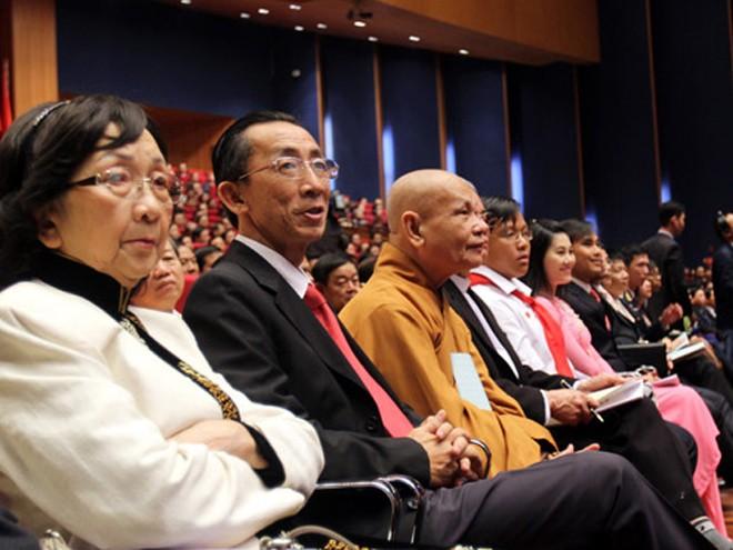 [CHÙM ẢNH] Khai mạc Đại hội lần thứ 12 của Đảng - ảnh 6