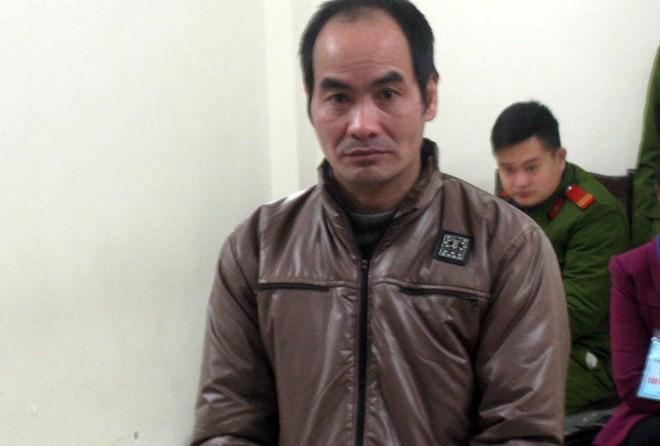 Bị cáo Sơn lĩnh án 13 năm tù giam