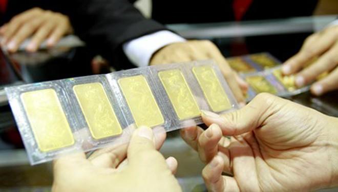 Giá vàng đã tăng 16% từ đầu năm đến nay.
