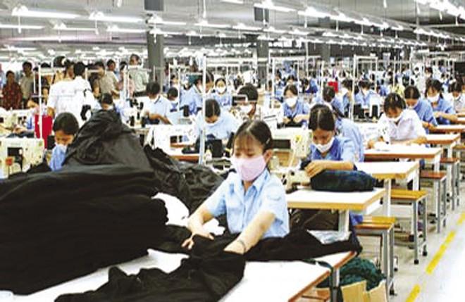 Dệt may vẫn được coi là mặt hàng xuất khẩu chủ lực của Việt Nam.