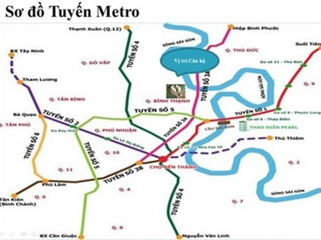 TP.HCM kiến nghị cho phép chỉ định tổng thầu EPC metro số 2