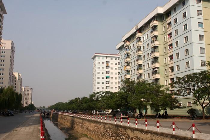Phân khúc nhà ở và căn hộ trung bình khá vẫn có nhu cầu rất cao. Ảnh: Lê Tiên