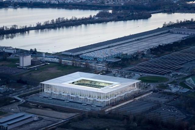 14 công trình kiến trúc ấn tượng nhất năm 2016 - ảnh 12