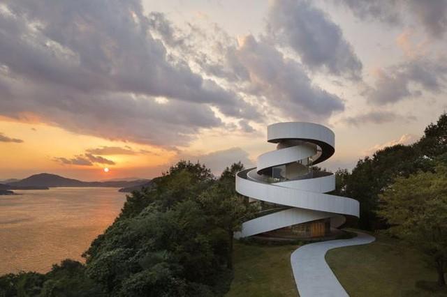 14 công trình kiến trúc ấn tượng nhất năm 2016 - ảnh 2