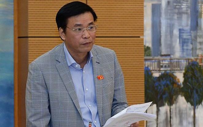Yêu cầu trình Luật Biểu tình tại Kỳ họp thứ XI của Quốc hội - ảnh 1