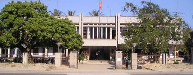 UBND huyện Đức Phổ. Ảnh: http://www.quangngai.gov.vn/