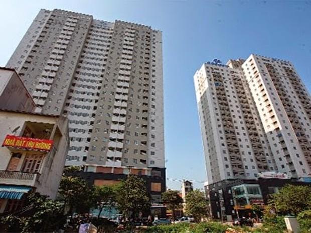 Dự án nhà ở xã hội 143 Trần Phú