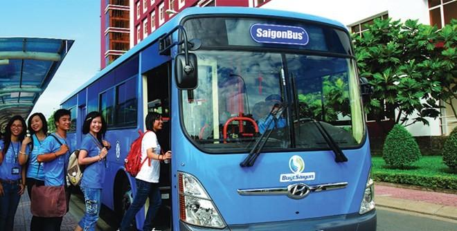 SaigonBus: Sau IPO, vốn điều lệ đạt 600 tỷ đồng
