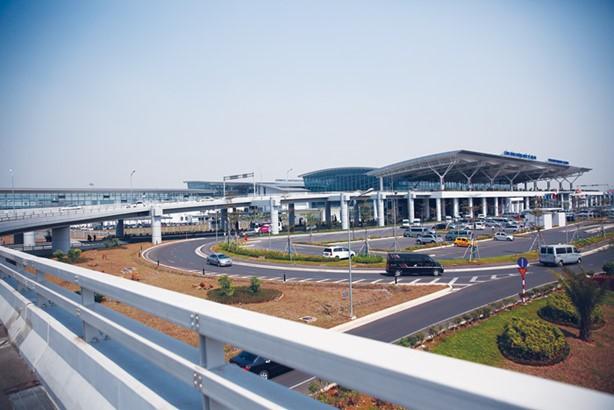 Cảng hàng không quốc tế Nội Bài - Nhà ga T2